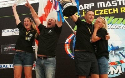 Team Carp Colours Win The World Carp Masters 2018